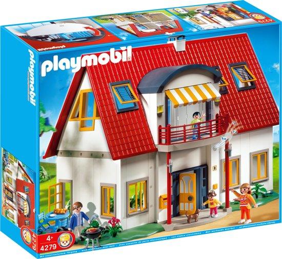 Playmobil moderne villa 4279 playmobil - Toute les maison playmobil ...