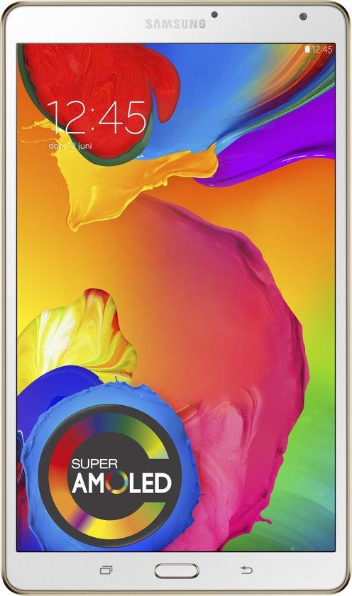 Samsung Galaxy Tab S (8.4 inch) - Wit