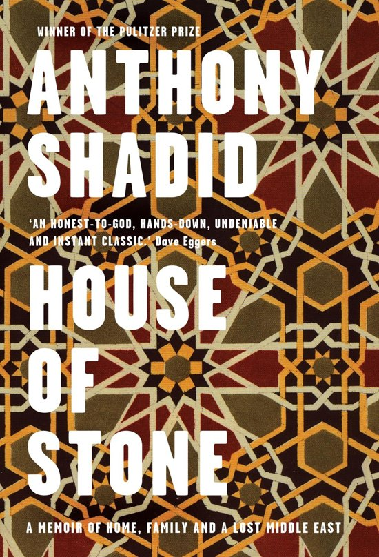 """yearning for home in house of stone a memoir by anthony shadid Anthony shadid's memoir """"house of stone"""" — written as a personal introspection as well as a meditation on politics, identity and beauty in the levant — now stands as a they make a sport of fleecing him and regard his desire to rebuild the home as """"reckless, dangerous, and altogether 'american."""