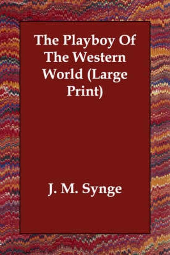 The Playboy of the Western World Summary