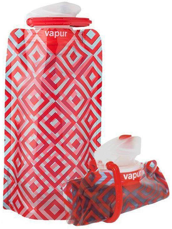 Vapur Anti-Bottle™ waterfles Shades Diamonds - 0.5 Liter in Markelosebroek