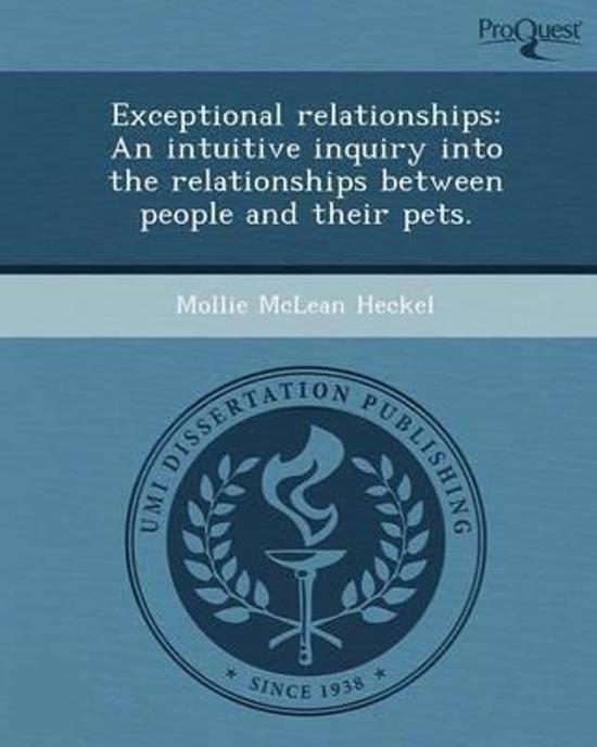 relationships exceptional people