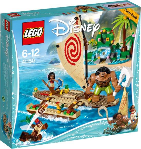 Bol Com Lego Disney Vaiana S Oceaanreis 41150 Lego