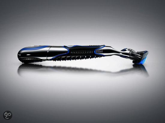 Gillette ProGlide Samurai power Scheerapparaat + 3 stuks Scheermesjes