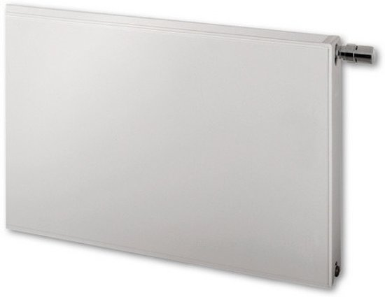 Stelrad Compact paneelradiator type 21 500x500mm 577w wit (ral9016, stelrad) 214052105 in Olland