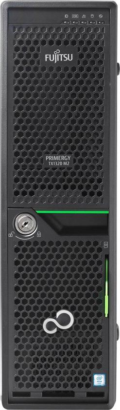 Fujitsu PRIMERGY TX1320 M2 3GHz E3-1220V5 250W Toren