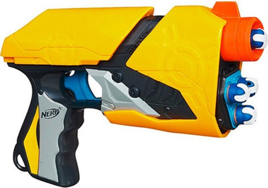 NERF Dart Tag Sharp Shot - Blaster