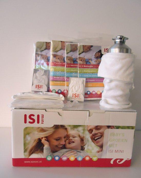 ISI Mini - Baby uitzetpakket basis - Wit
