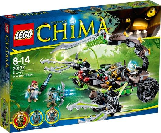 LEGO Chima Scorm's Scorpion Stinger - 70132 in Smilde