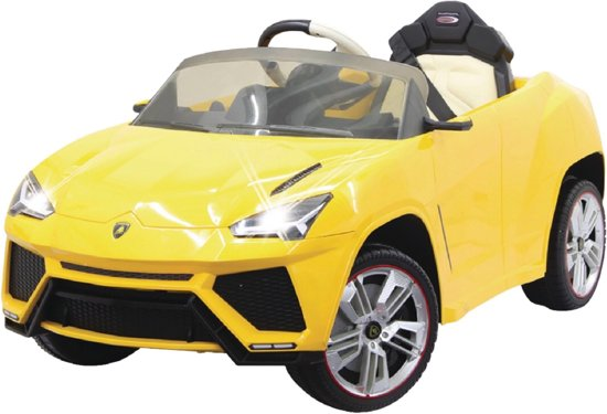 Jamara Ride-on Lamborghini Urus Geel in Villers-Notre-Dame