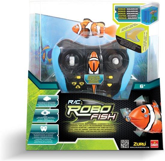 RC Robo Fish - Robot Vis in Montegnée