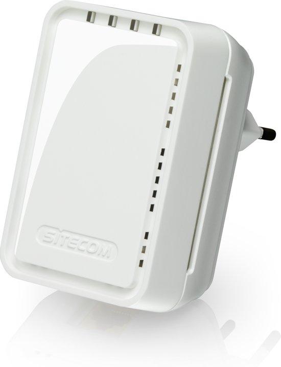 Sitecom WLX-2006 - N300 Wifi Versterker - 300 Mbps