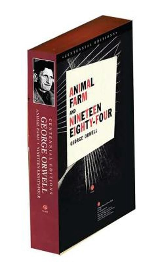animal farm and 1984 a comparison Animal farm questions for study and discussion search the site go literature classic literature study guides authors & texts  compare animal farm with orwell's other famous cautionary tale, 1984 how similar are the messages of these two works.