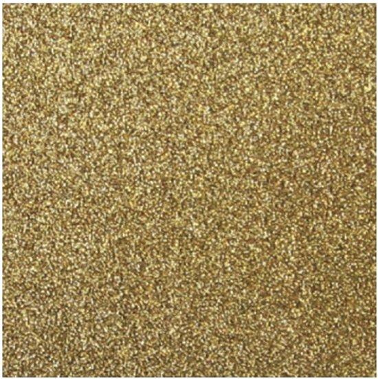 Goud glitter papier vel in Garderbroek