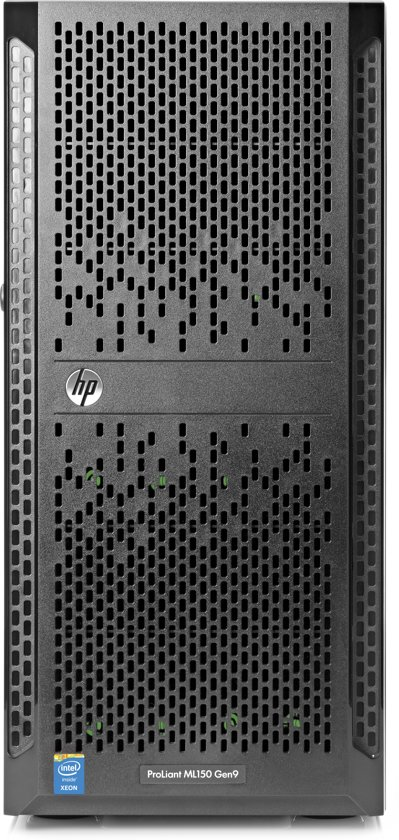 HPE ML150 Gen9 E5-2609v4 8GB EU Svr/TV