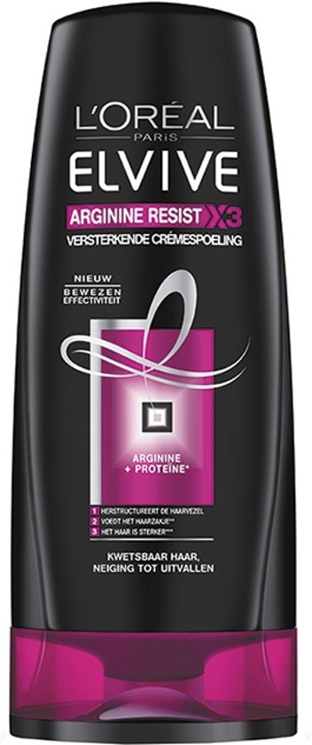 L'Oréal Paris Elvive Arginine Resist - 200 ml - Conditioner