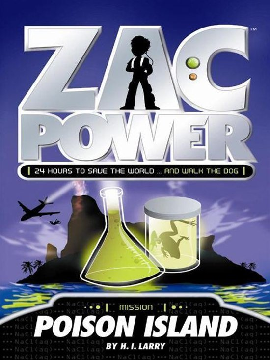 zac power poison island pdf