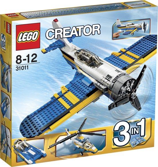 LEGO Creator Vliegavonturen - 31011 in Kievitsdel