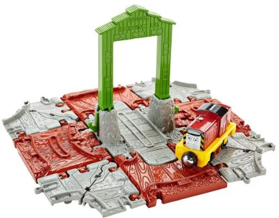 Fisher-price Thomas & Friends Take-n-play Kubusstation Salty in Molenstede