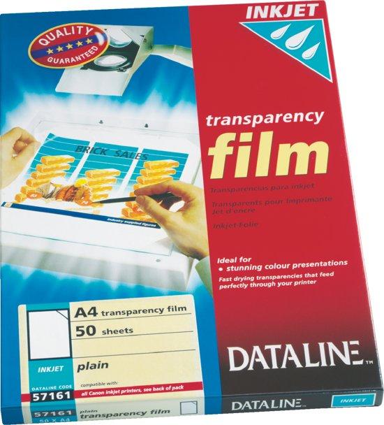 Esselte Transparanten voor Inkjet Printers - A4 - 50 stuks