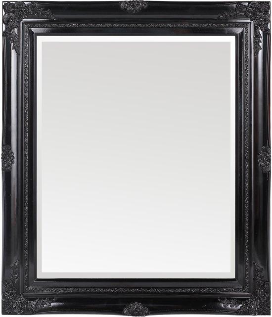 Woon247 spiegel 60x120 cm zwart for Spiegel 60x120