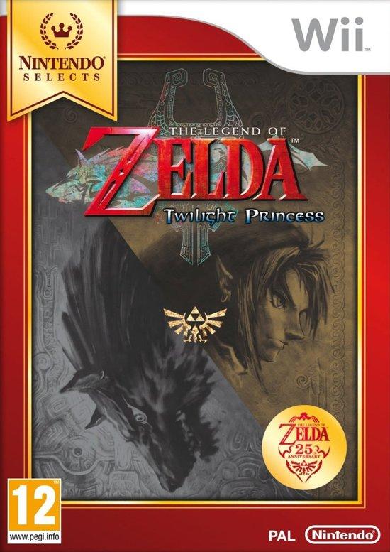 Legend of Zelda: Twilight Princess - Nintendo Selects - Wii