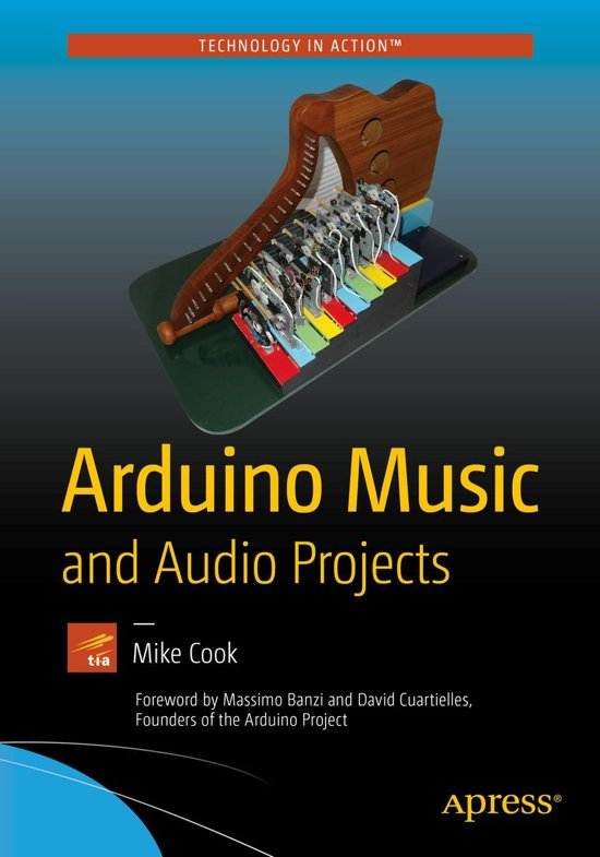Bol arduino music and audio projects ebook epub