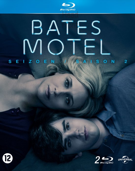 bates motel seizoen 2 blu ray francesco balena freddie highmore max thieriot. Black Bedroom Furniture Sets. Home Design Ideas
