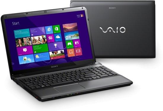 Sony Vaio SVE1512K1EB.NL3 - Laptop