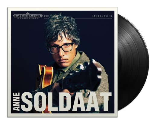 Anne Soldaat (LP+Cd)