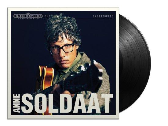 Anne Soldaat (LP+Cd)