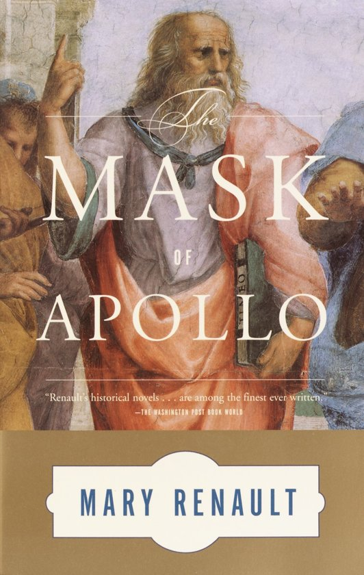 the adventures of nikeratos in the mask of apollo by mary renault Abebookscom: the mask of apollo (9780582101401) by renault mary and a great selection of similar new, used and collectible books available now at great prices.