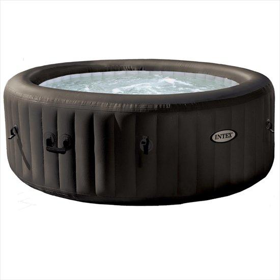 intex pure spa jet massage hard water system. Black Bedroom Furniture Sets. Home Design Ideas