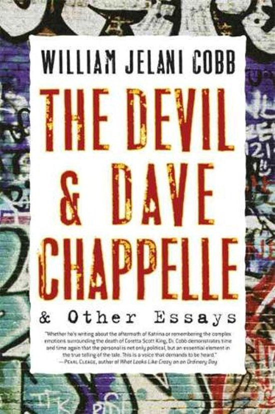 chappelle dave devil essay other