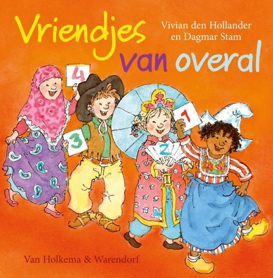 Bekende Citaten Uit Boeken : Bol vriendjes van overal vivian den hollander
