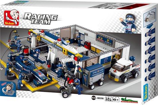 Formule car f1 garage m38 b0356 for Garage formule m