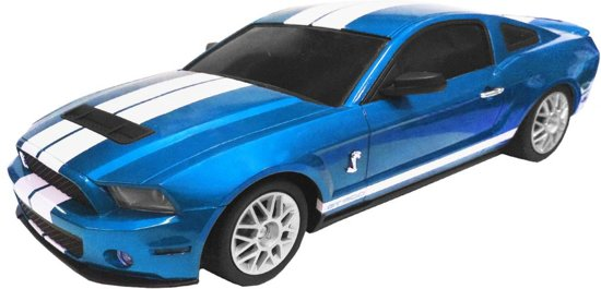 Racetin Ford-Mustang Shelby  - RC Auto in Dion