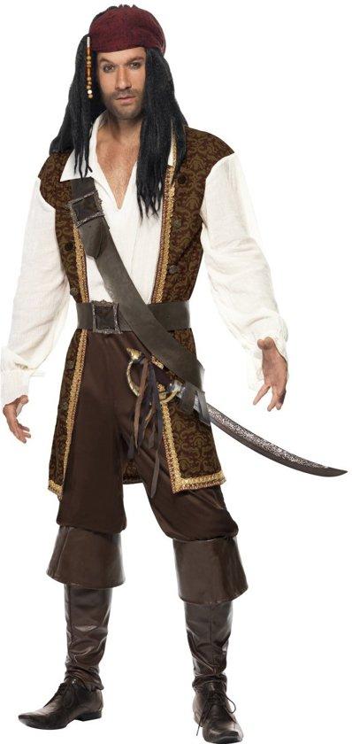 Speciale Kostuums Heren.Top Speelgoed Vandaag Speciale Bruin Piraten Kostuum