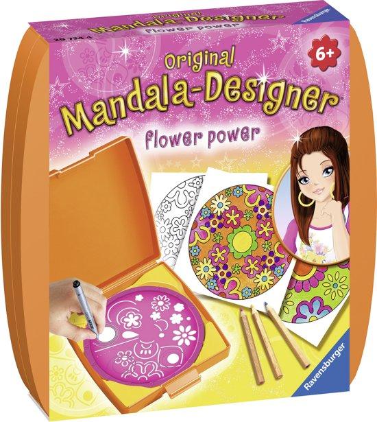 Ravensburger Mandala Designer® Flower power in Visbuurt / Fiskbuorren
