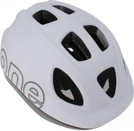 Helm Bobike ONE S kind snow white in Roucourt