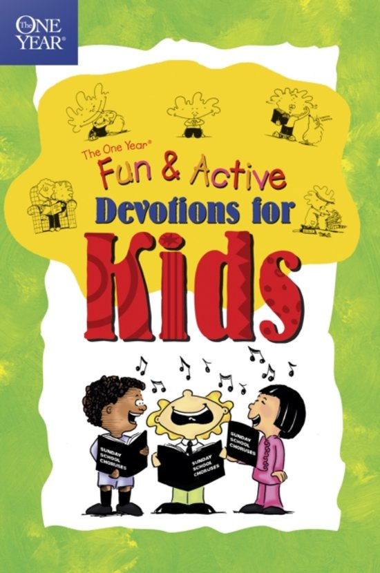 Year book of fun and active devotions for kids betsy rossen elliot