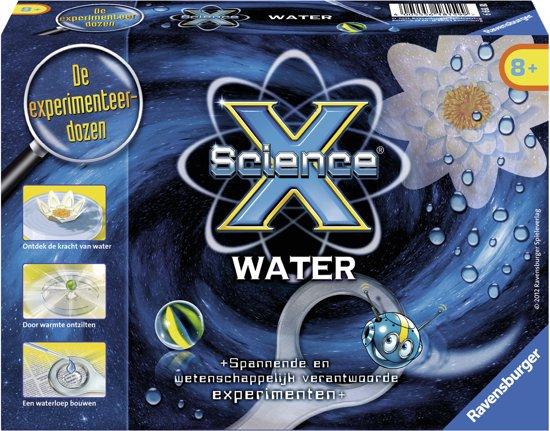 Science X Water - Experimenteerdoos