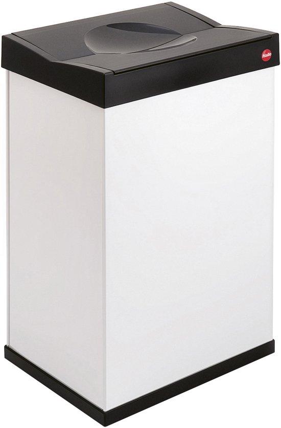 hailo big box afvalemmer 40 l wit koken en tafelen. Black Bedroom Furniture Sets. Home Design Ideas