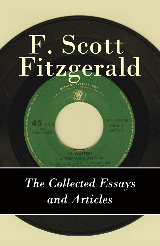 f scott fitzgerald critical essays