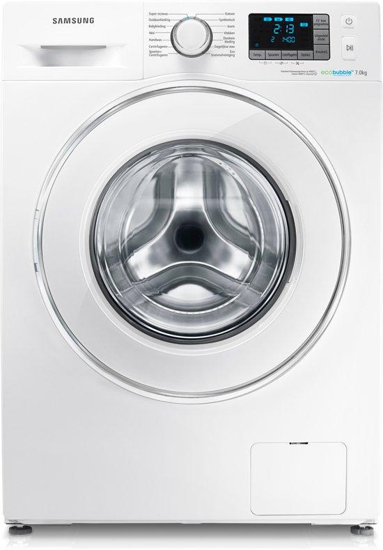 samsung wf70f5e5q4w eco bubble wasmachine. Black Bedroom Furniture Sets. Home Design Ideas