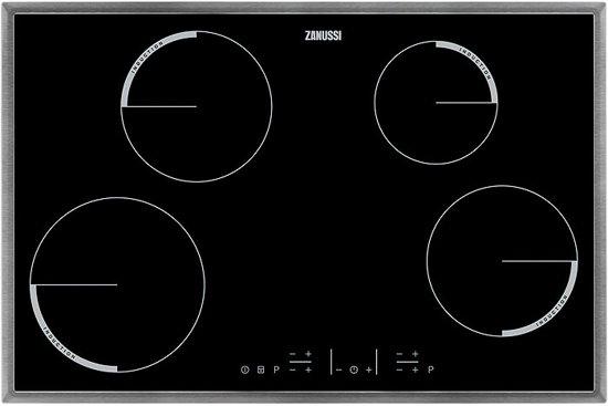 Zanussi ZEI8640XBA Inbouw Inductie Kookplaat  (78cm)