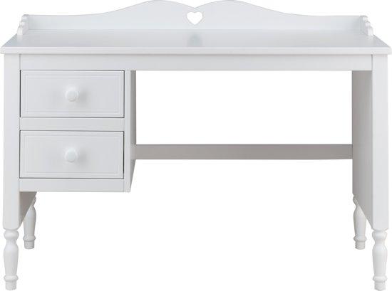 lilli furniture emma kinderbureau 120x65cm wit. Black Bedroom Furniture Sets. Home Design Ideas