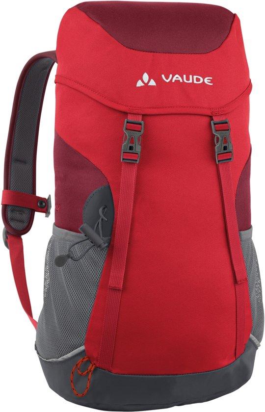 Vaude Puck Kids 14 - Backpack - 14 Liter - Rood in Ciplet