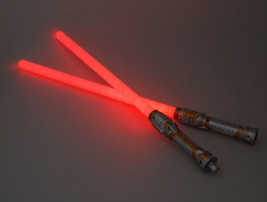 Ruimte zwaard rood 140 cm - Kleur rood ruimte ...