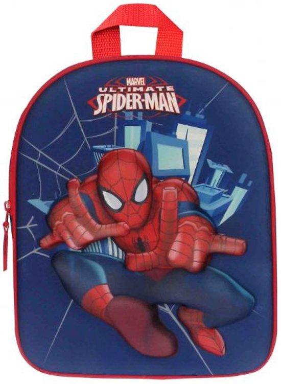 Spider-Man Swinger - Rugzak - Blauw in Schotsheuvel